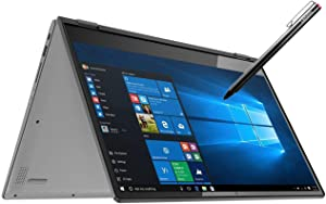 "Lenovo Flex 14"" 2-in-1 Convertible Laptop with Active Pen AMD Ryzen 3 (up to 3.40 GHz), 128GB SSD, 4GB Memory, AMD Radeon Vega 3 Graphic Card, 1366 x 768 Touchscreen, Windows 10 S"