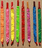 100 Count Rocket Balloons Pack, Inflates up to 40 Inches, Assorted Colors