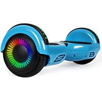 """$152 » SISIGAD Hoverboard Self Balancing Scooter 6.5"""" Two-Wheel Self Balancing Hoverboard with…"""