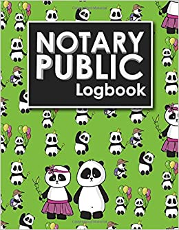 notary public logbook notarial journal notary paper notary