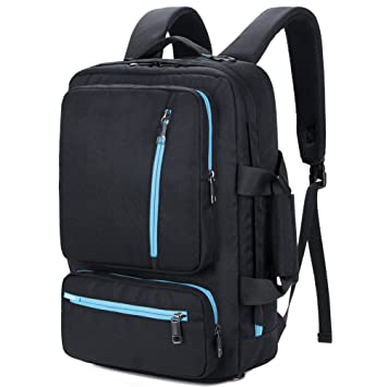 Amazon.com: SOCKO 18.4 Inch Laptop Backpack with Side Handle and ...