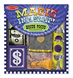 Melissa & Doug Magic in a Snap! Hocus Pocus Collection Magic Tricks Set (12 pcs)