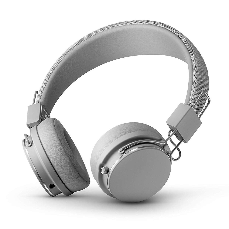 Urbanears Plattan 2 Bluetooth On-Ear Headphone, Dark Grey (04092111)