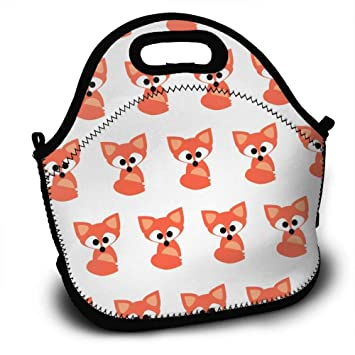 2745c0643d79 Amazon.com: Sunmoonet Lunch Tote Bag, Large Lunch Bag, Thermal Fresh ...