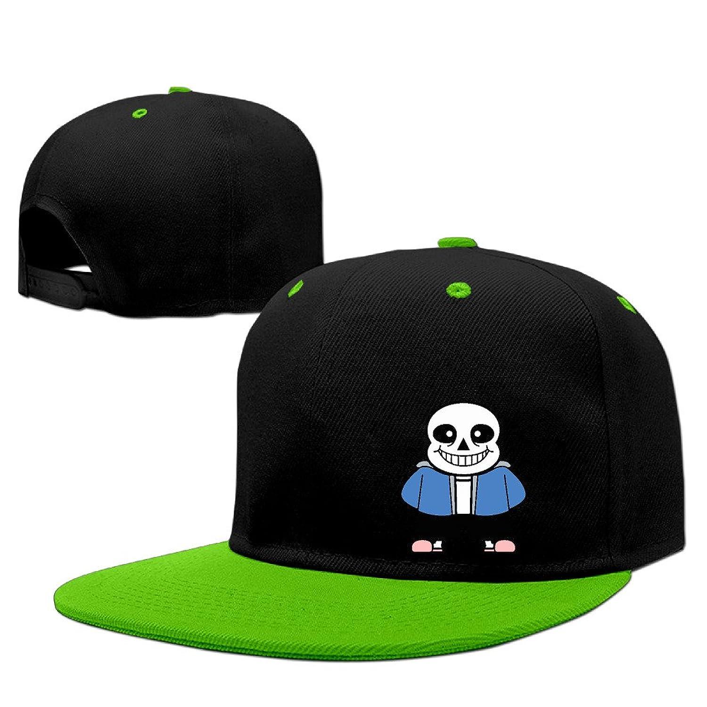 MYDT1 Unisex Undertale Sans Adjustable Hip Hop Baseball Caps Hats