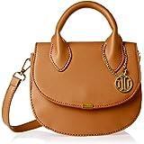 Inoui satchel bag for women-BJXB397B-Brown