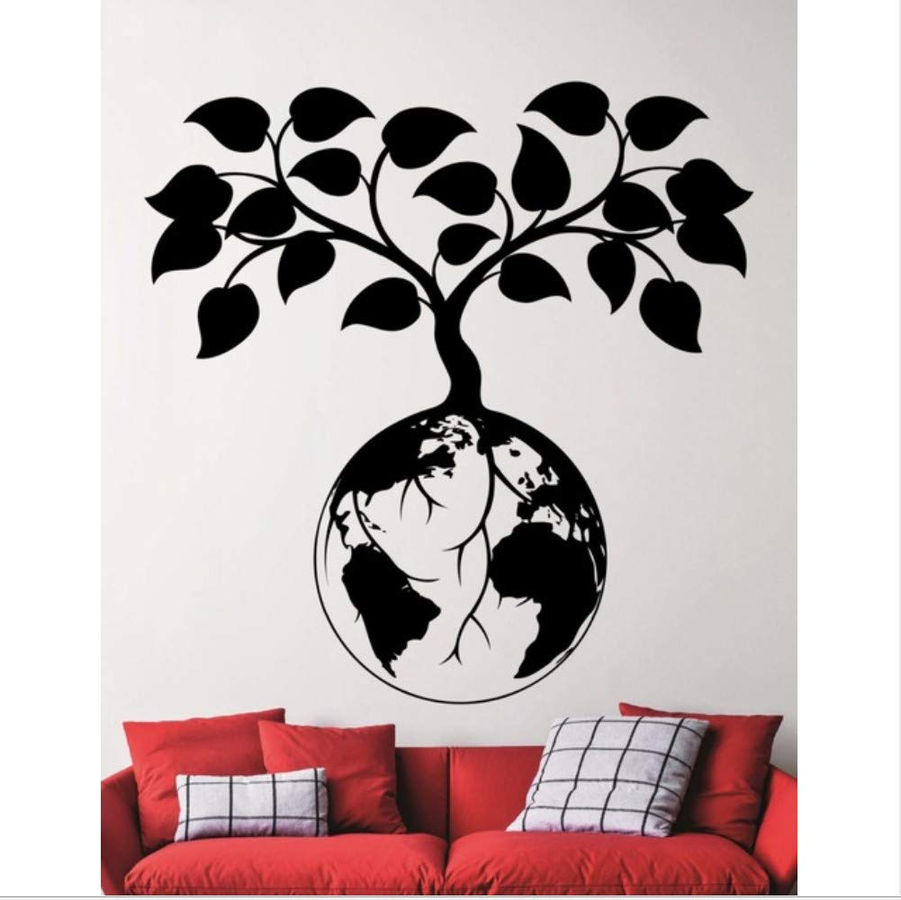 Haninj Earth Protect Diseñado Decoración Decorativa Significado ...