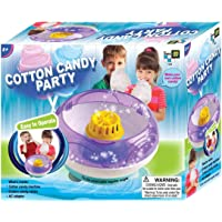 AMAV Cotton Candy Party Building Kit. Your children will love this delicious treat, and probably you will too