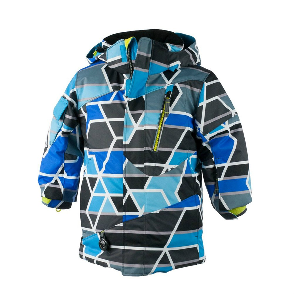 Obermeyer Kids Boys Sidewinder Jacket Toddler//Little Big