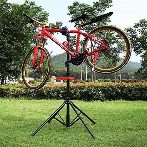 Yahee Fahrradmontageständer Montageständer Reparaturständer mit Stativ Profi 360°