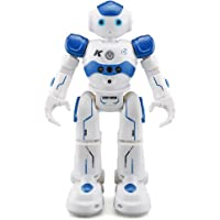 Transforming Kid Intelligent Smart Talking Robot Programmable Toy - T2O® Gesture Controlled Ai Walking Dancing Singing…