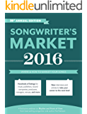 Songwriter's Market 2016: Where & How to Market Your Songs