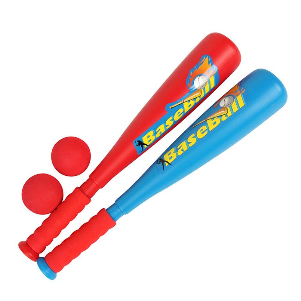 Kids Sports Baseball Hit Bat with One Ball
