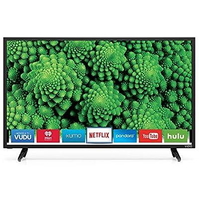 "VIZIO HD LED Smart TV (Black) (32"" Class FHD (1080P) Smart (D32F-E1))"