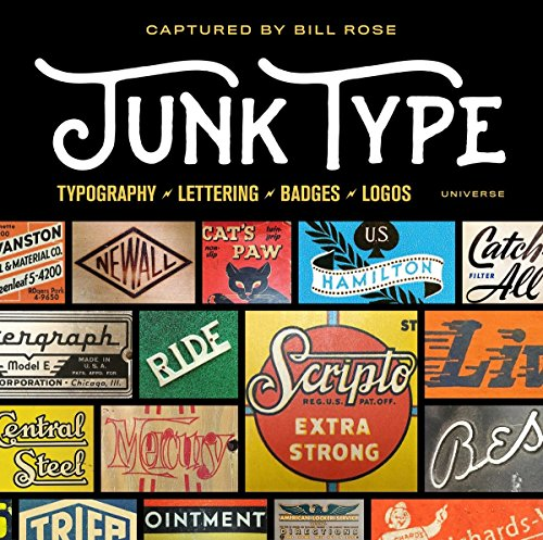 Junk-Type-Typography-Lettering-Badges-Logos