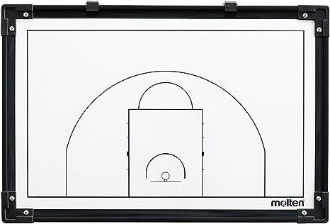 MOLTEN - Pizarra de jugadas de Baloncesto, Color Blanco: Amazon.es ...