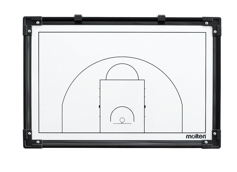 Molten - Lavagna strategia basket, colore: Bianca