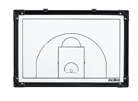 MOLTEN - Pizarra de jugadas de Baloncesto, Color Blanco ...