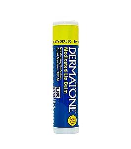 Dermatone Medicated Lip Balm SPF 30, 0.15 oz. - 3-Pack