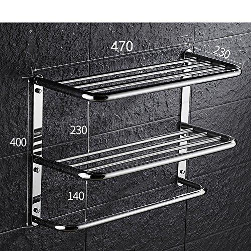 Towel bar/hotel towel rack/towel shelf /the shelf in the bathroom-B by lwzyTowel Bar