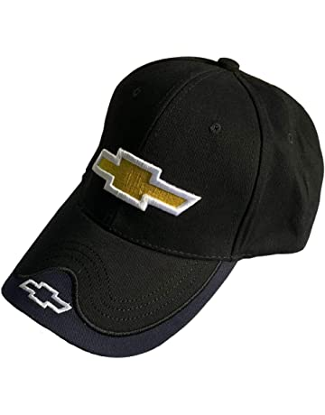 e42440c04d07f monochef Auto sport Car Logo Black Baseball Cap F1 Racing Hat for Chevrolet  Accessory