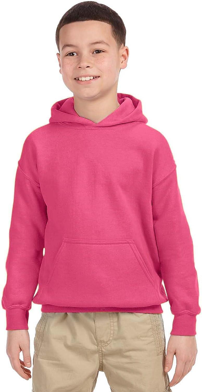 GILDAN Unisex-Adult Heavy Blend Fleece Hooded Sweatshirt G18500 Shirt