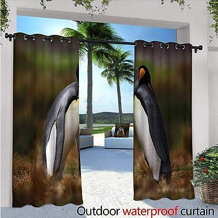 Amazon Com Animal Outdoor Privacy Curtain For Pergola W96 X L96