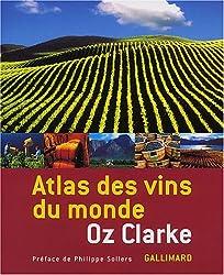 Atlas des vins du monde