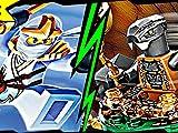 Clip: Zane Zx vs. Chokun Spinjitzu Battle