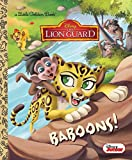 Baboons! (Disney Junior: The Lion Guard) (Little Golden Book)