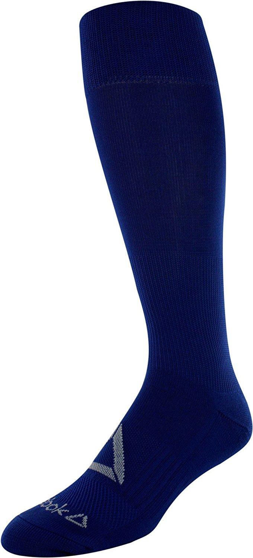 リーボックすべてのスポーツアスレチックKnee High Socks B075Z4RF2V Large|ロイヤルブルー ロイヤルブルー Large