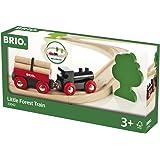 BRIO 小さな森の基本レールセット 33042