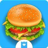 hot dog maker games - Burger Maker Deluxe - Cooking Game