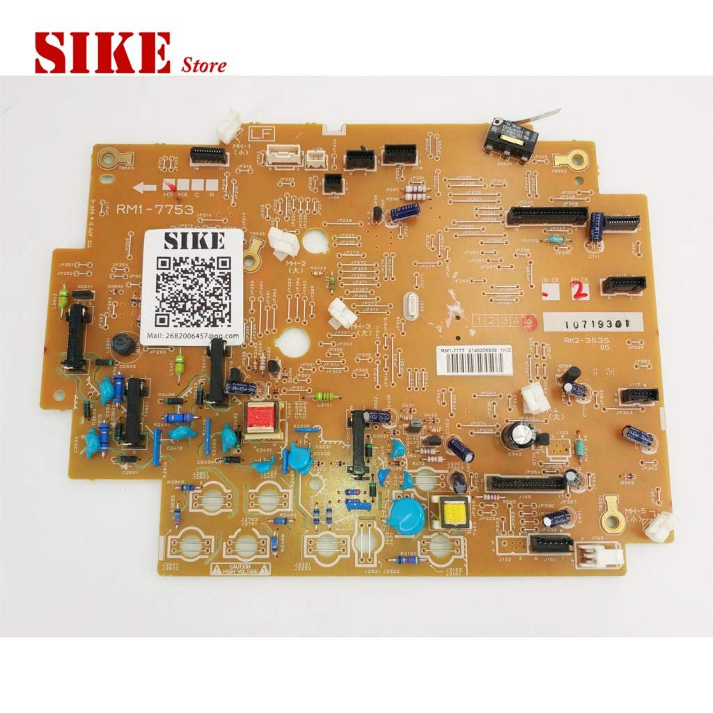 Printer Parts RM1-7753 DC Control PC Board Use for HP CP1025 CP1025nw 1025 1025nw HP1025 DC Controller Board RM1-7777 by Yoton (Image #2)