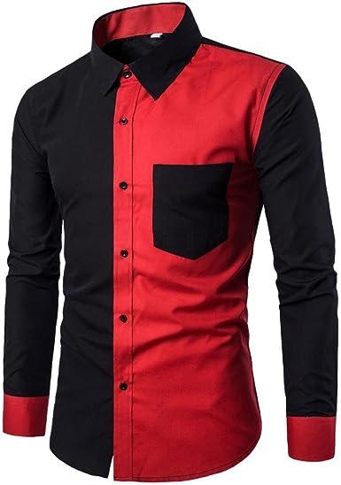 Mens Print Casual Short Sleeve Shirt Zlolia Slim Fit Top Blouse