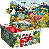 Ludattica - Puzzle Gigantes los Dinosaurios