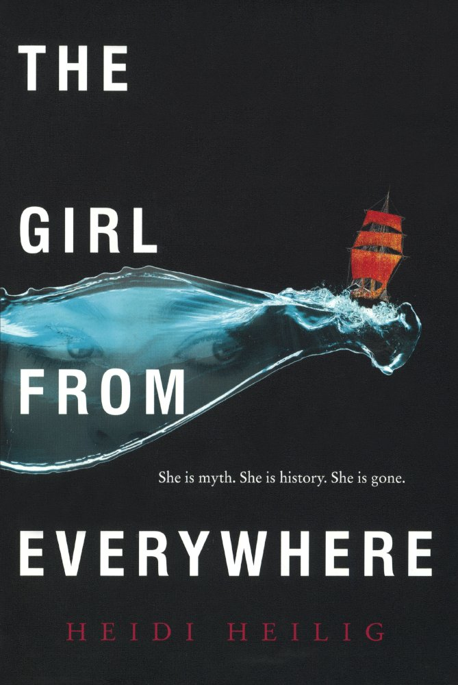 Girl From Everywhere (Turtleback School & Library Binding Edition)