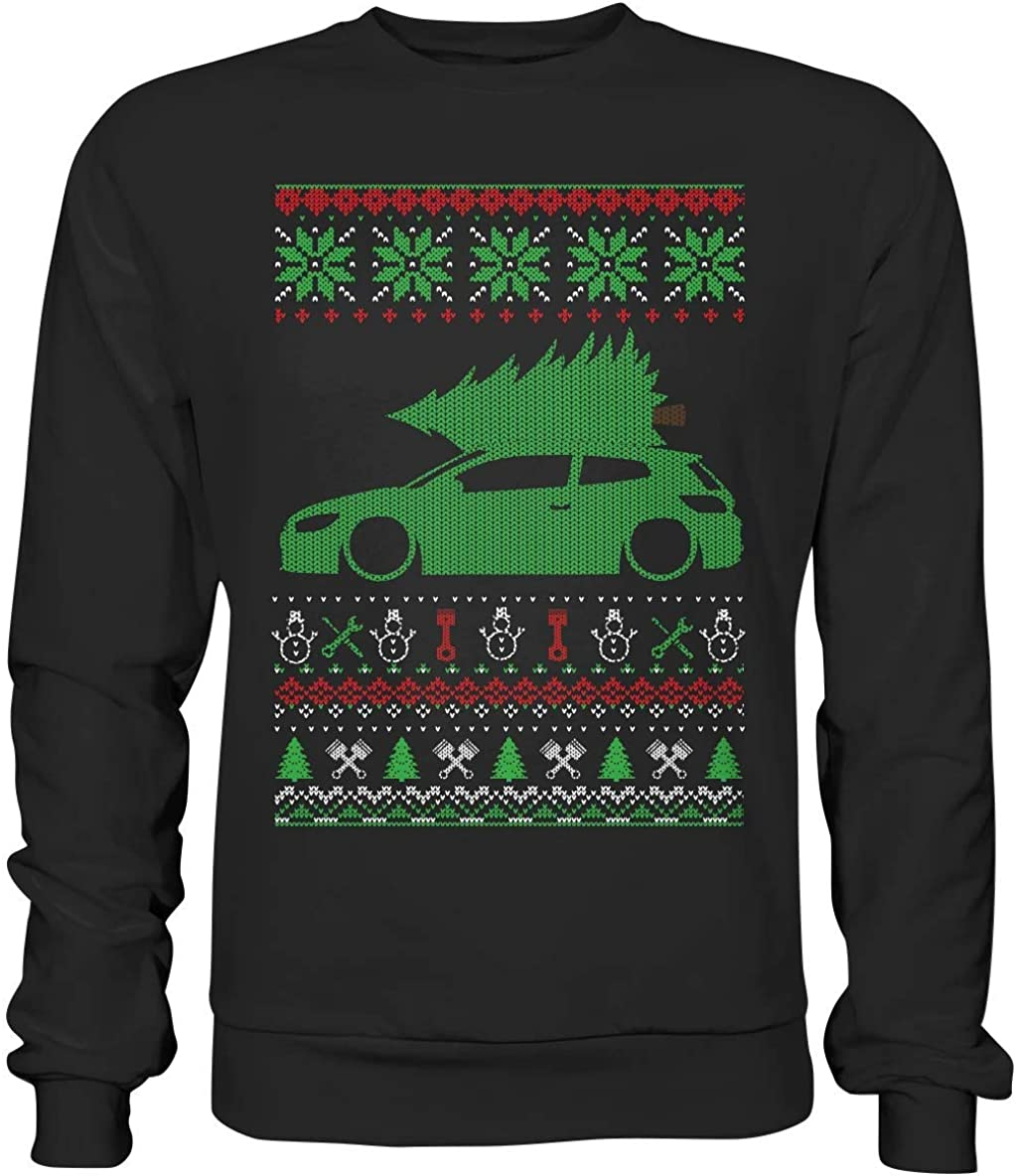 glstkrrn Scirocco 3 Ugly Christmas Sweater