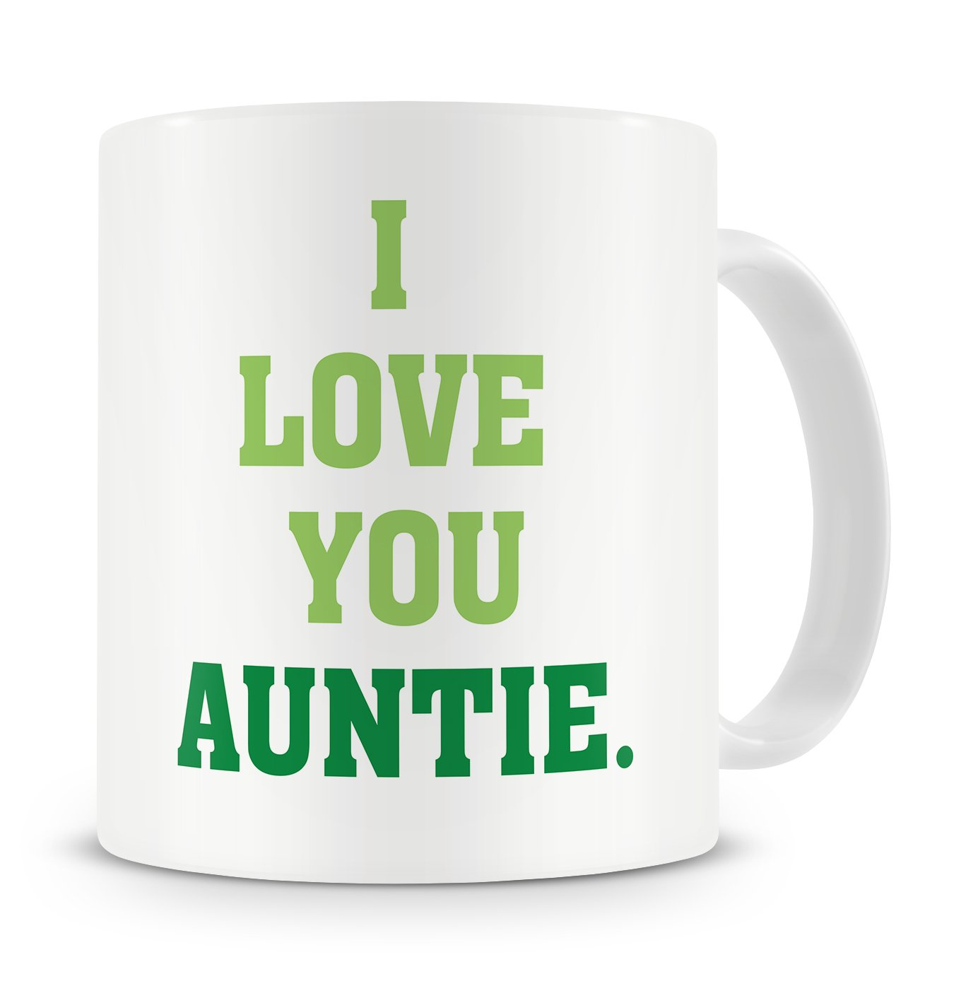 I Love You Auntie\