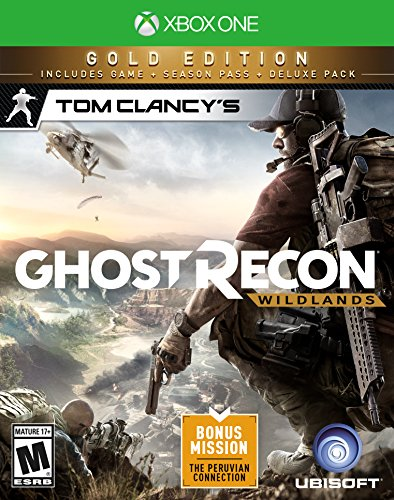 Tom Clancy's Ghost Recon Wildlands (Gold Edition) - Xbox One (List Of Games For Xbox One 2017)