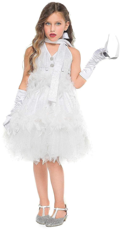 Reducción de precio Disfraz Marilyn Vestido Fiesta de Carnaval Fancy Dress Disfraces Halloween Cosplay Veneziano Party 52371