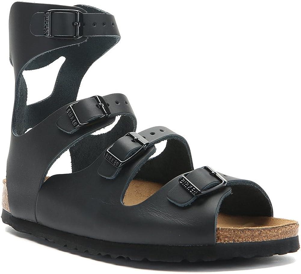 Athen Gladiator Sandals 32193 Black