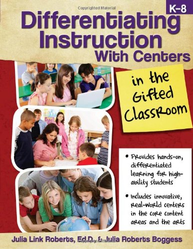 Download Differentiating Instruction with Centers in the Gifted Classroom pdf epub