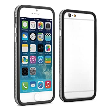 coque iphone 6 contour noir
