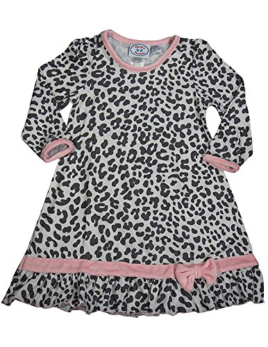 Saras Prints Little Puffed Nightgown