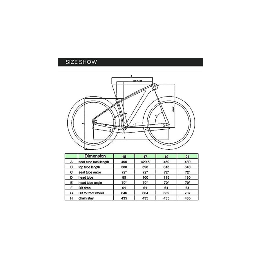 Smileteam T800 Full Carbon Mtb Frame 29er 29 Bicycle Diagram The Of Is Mountain Bike 142x12