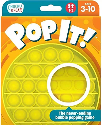 Chuckle & Roar Pop it! - The Take Anywhere Bubble Popping Game