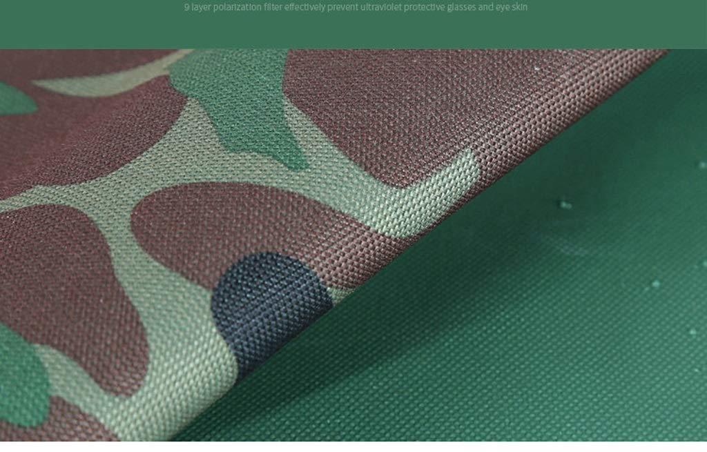 GRPB PVC-Tarnung-Plane, Wasserdichte Plane ultraleichtes Dschungel-Sonnenschutz Wasserdichte Sonnencreme-Oxford-Isolierungs-Visier-Korrosionsschutz-im Freien kampierender kampierender kampierender Garten-Industrieabdeckung B07NPFG2MY | Qualität und Quantität garantiert  d994e1