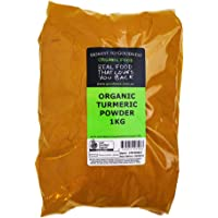 Honest to Goodness, Organic Turmeric, 1 Kilogram