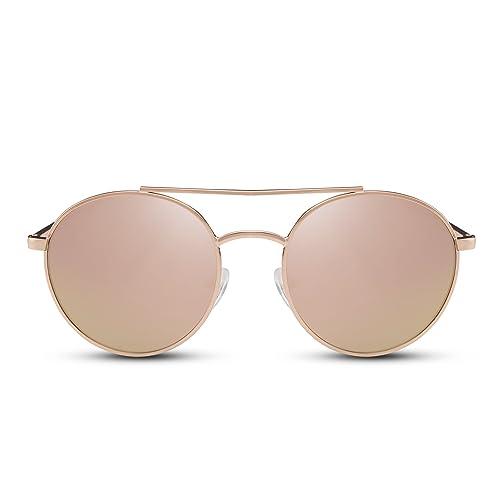 Cheapass Sunglasses Lunettes Rondes John Lennon Rétro Classique